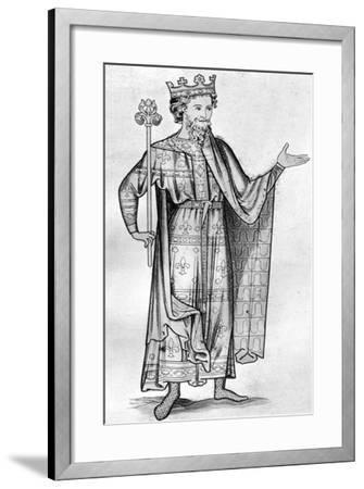 Regal Costume, C1190--Framed Giclee Print
