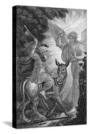 Balaam's Ass, C1790-1834--Stretched Canvas Print