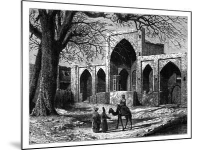 The Tomb of Nadir Shah of Persia at Mecca, (1688-174), C1890--Mounted Giclee Print
