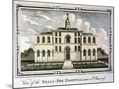 Smallpox Hospital, St Pancras, London, C1800--Mounted Giclee Print