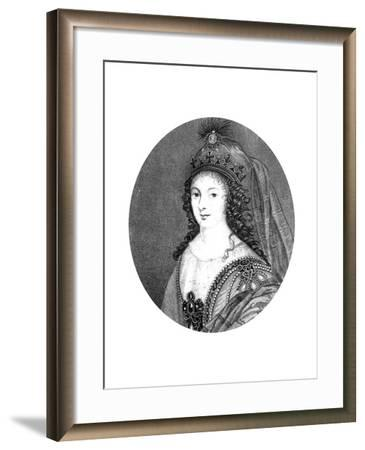 Henrietta, Duchess of Orleans--Framed Giclee Print