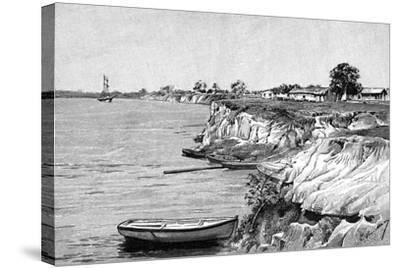 Humaita, Paraguay, 1895--Stretched Canvas Print