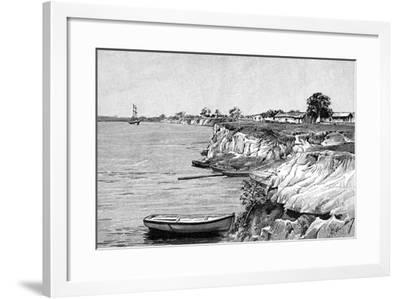 Humaita, Paraguay, 1895--Framed Giclee Print