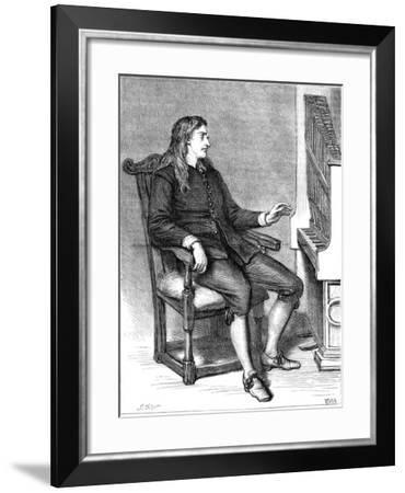 John Milton (1608-167), English Poet, 1870--Framed Giclee Print