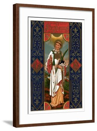 St Stephen, 1886--Framed Giclee Print