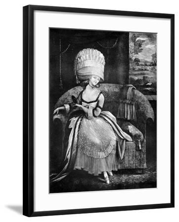 The Bird of Paradise, 1772--Framed Giclee Print