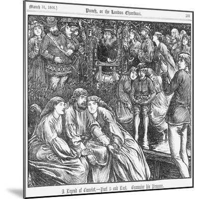 A Legend of Camelot - Part 5 and Last, 1866--Mounted Giclee Print
