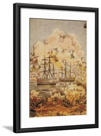 Panorama, C1870--Framed Giclee Print