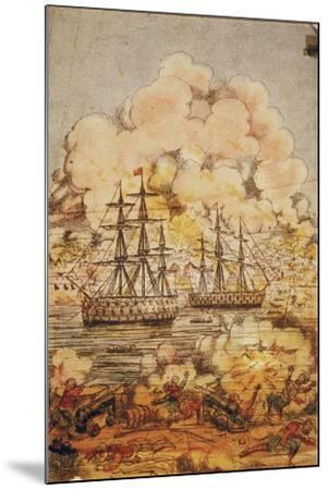 Panorama, C1870--Mounted Giclee Print