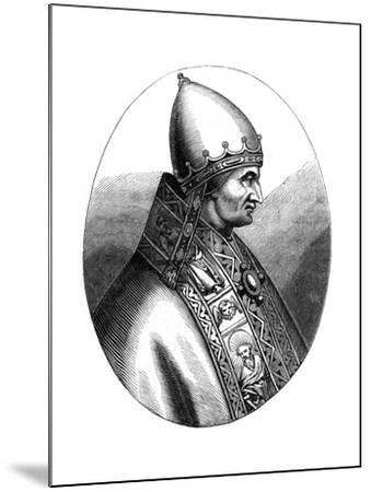 Pope Innocent IV (1180-125), 1849--Mounted Giclee Print