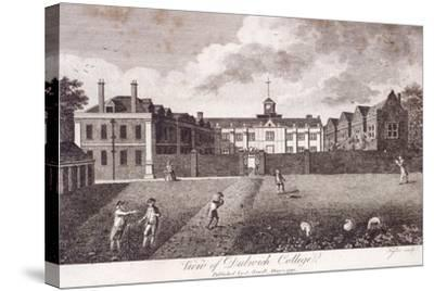 Dulwich College, Camberwell, London, 1790-Taylor-Stretched Canvas Print