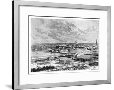 Yekaterinburg, Russia, 1895--Framed Giclee Print