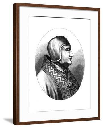 Pope Clement IV (D126), 1849--Framed Giclee Print