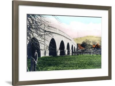 Swineford Bridge, Keynsham, Bath and Northeast Somerset, 1926--Framed Giclee Print