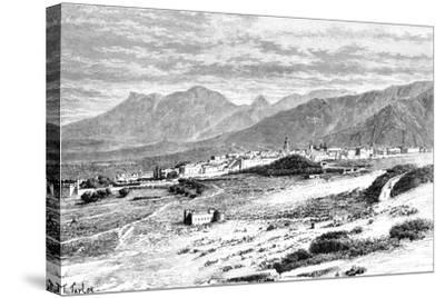 Tetouan, Morocco, 1895--Stretched Canvas Print