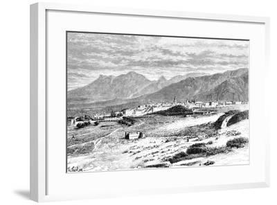Tetouan, Morocco, 1895--Framed Giclee Print