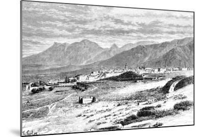 Tetouan, Morocco, 1895--Mounted Giclee Print