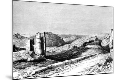 Fez, Morocco, 1895-Taylor-Mounted Giclee Print