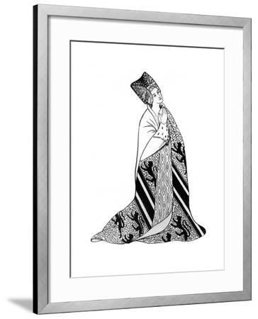 Lady Arderne, Wife of Sir Peter Arderne, Judge and Chief Baron of the Exchequer--Framed Premium Giclee Print