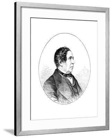 Sir Charles Phipps, C1850S--Framed Giclee Print