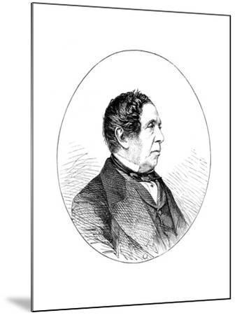 Sir Charles Phipps, C1850S--Mounted Giclee Print