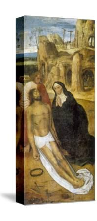 Christ's Passion, Detail from the Altarpiece of St Antony, 16th Century--Stretched Canvas Print