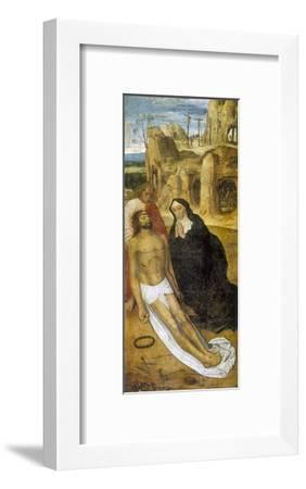 Christ's Passion, Detail from the Altarpiece of St Antony, 16th Century--Framed Giclee Print
