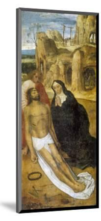 Christ's Passion, Detail from the Altarpiece of St Antony, 16th Century--Mounted Giclee Print