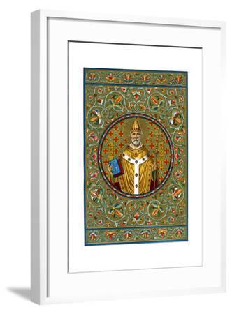 St Leo the Great, 1886--Framed Giclee Print