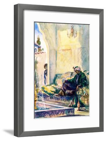 Khan Devlet Giray, 1949-Alexander Pavlovich Mogilevsky-Framed Giclee Print