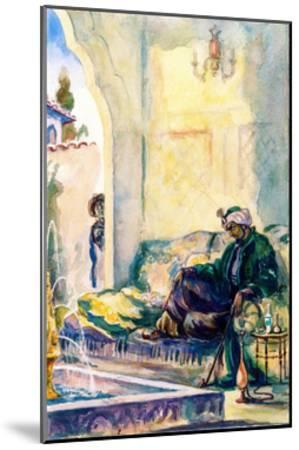 Khan Devlet Giray, 1949-Alexander Pavlovich Mogilevsky-Mounted Giclee Print
