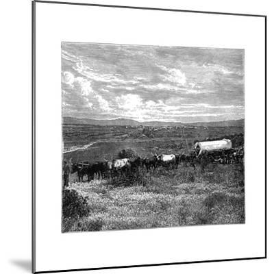 Pretoria, South Africa, C1890--Mounted Giclee Print