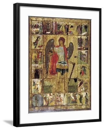 Saint Michael the Archangel, C1410--Framed Giclee Print