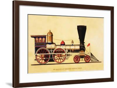 The Enterprise--Framed Giclee Print