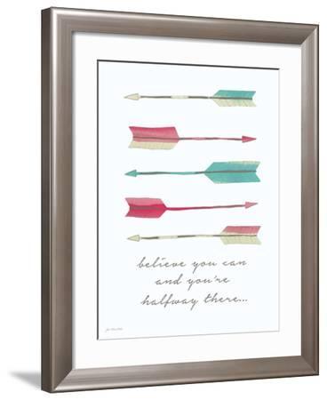 Believe You Can-Jo Moulton-Framed Art Print