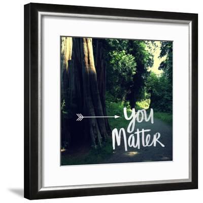 Buckle Up-Linda Woods-Framed Premium Giclee Print