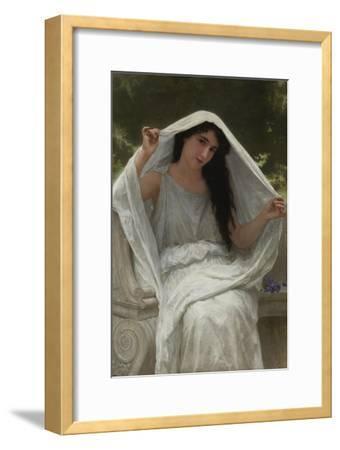 Veil-William-Adolphe Bouguereau-Framed Giclee Print