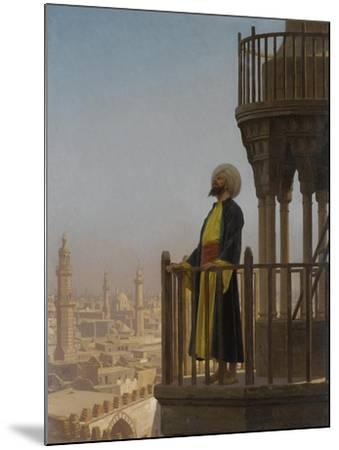 A Muezzin-Jean-L?on Ger?me-Mounted Giclee Print
