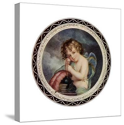 Love, 18th Century--Stretched Canvas Print