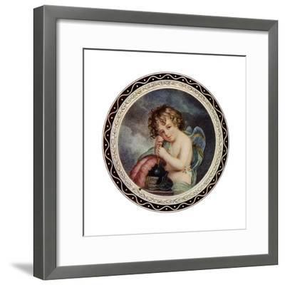 Love, 18th Century--Framed Giclee Print