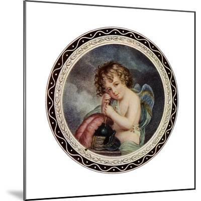 Love, 18th Century--Mounted Giclee Print
