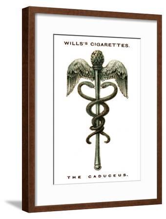 The Caduceus, 1923--Framed Giclee Print