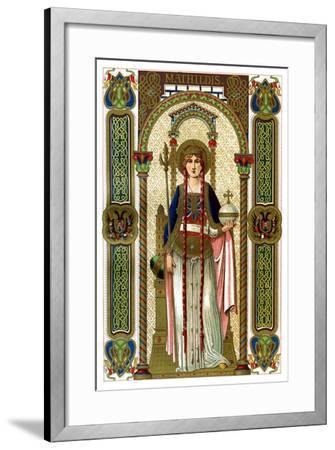 St Mathilda, 1886--Framed Giclee Print