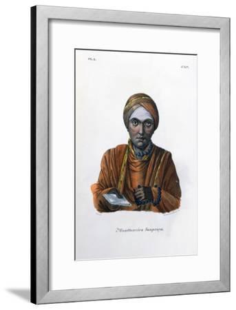 Mouttouvira Soupraya, 1828- Marlet et Cie-Framed Giclee Print