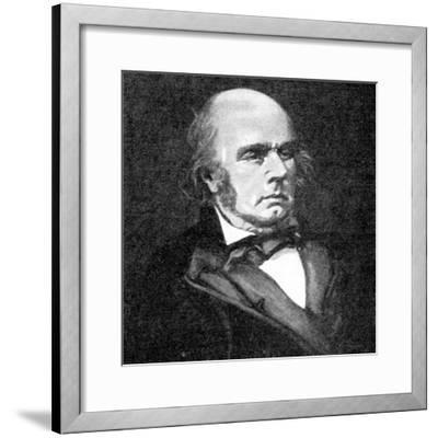 Edward Fitzgerald-Joseph Simpson-Framed Giclee Print