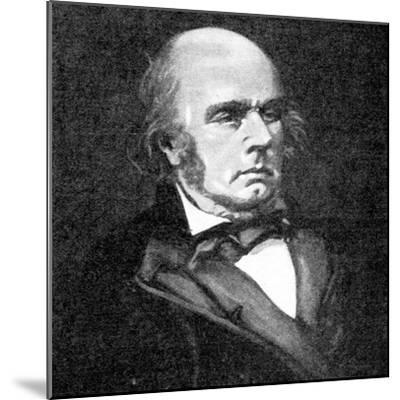 Edward Fitzgerald-Joseph Simpson-Mounted Giclee Print