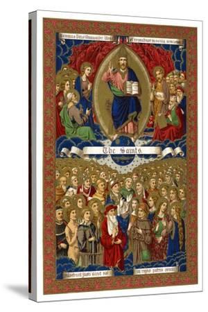 The Saints, 1886--Stretched Canvas Print