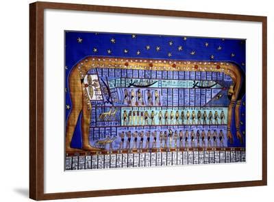 Egyptian Cosmos--Framed Giclee Print