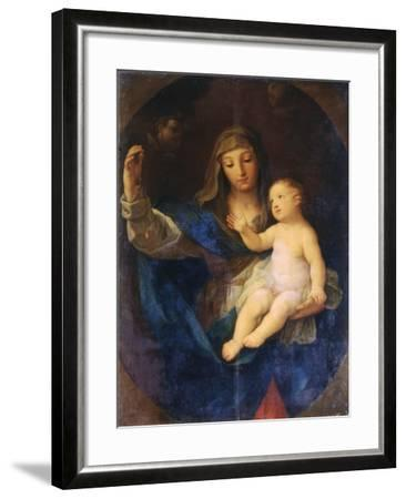 Virgin and Child-Guido Reni-Framed Giclee Print