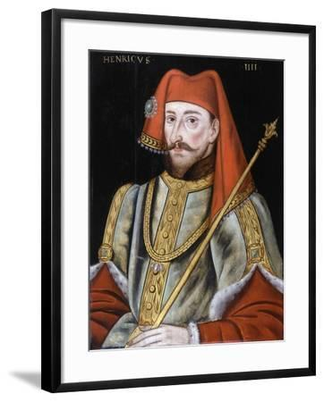 King Henry IV of England, End of 16th C--Framed Giclee Print